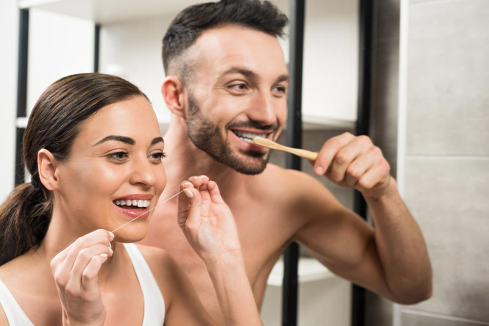 Brushing and Flossing: The Right Way to Do It